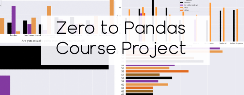 Header Image: Zero to Pandas Course Project
